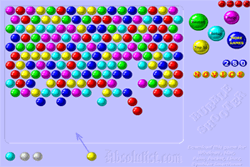 gra kulki - bubble shooter
